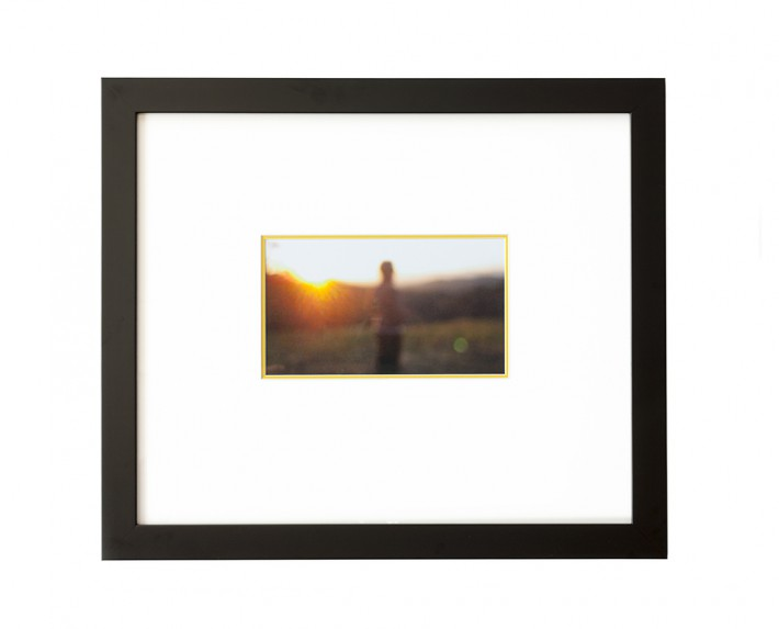 Bokeh by Arly, custom framed by Panorama Framing